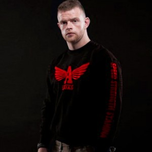 black & red squad sweater icon